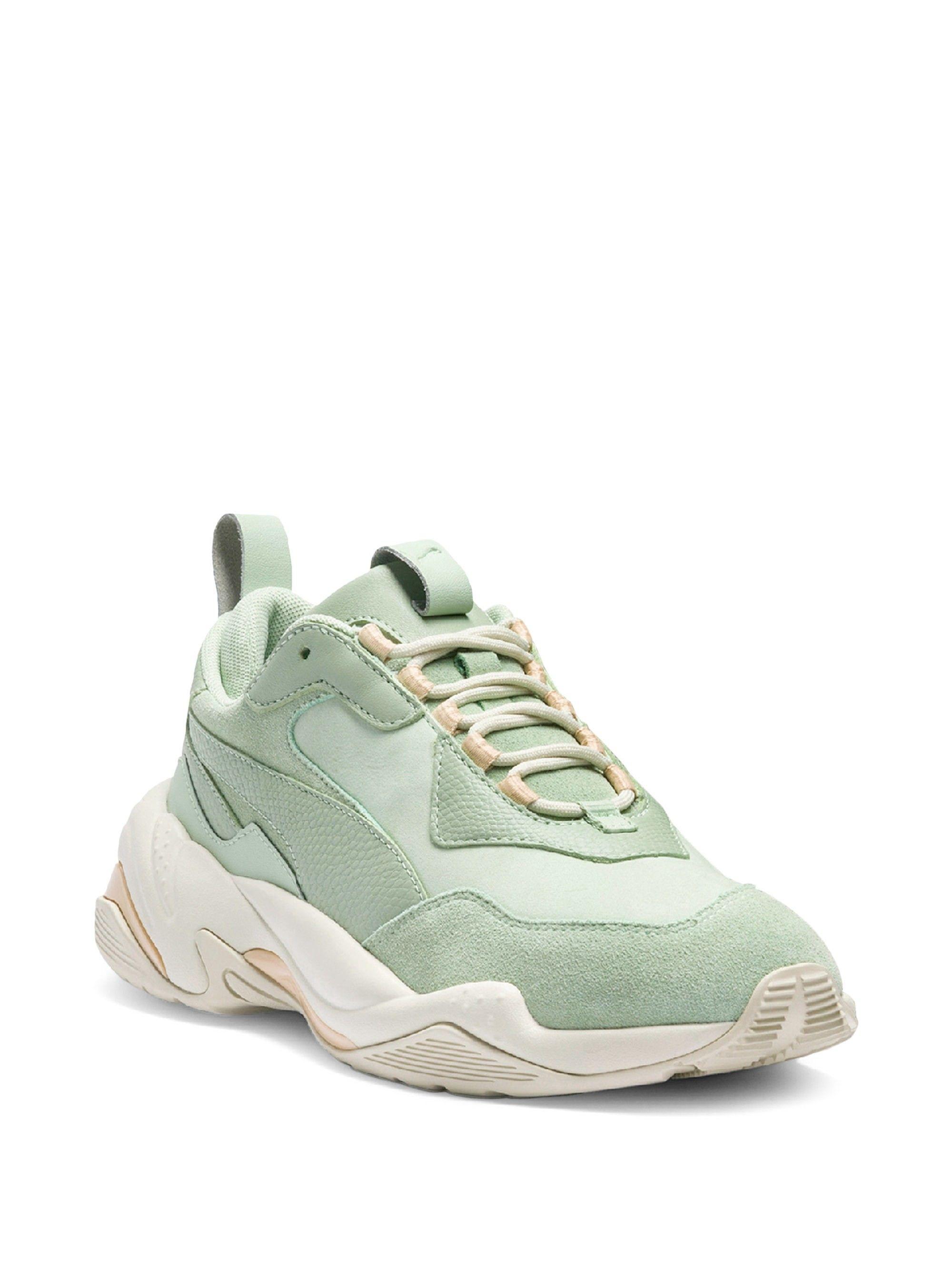 4411241bf690d1 Puma Thunder Desert Sneakers - Green 8.5 in 2019