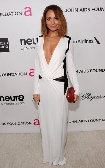 Nicole Richie Oscars 2013 Afterparty