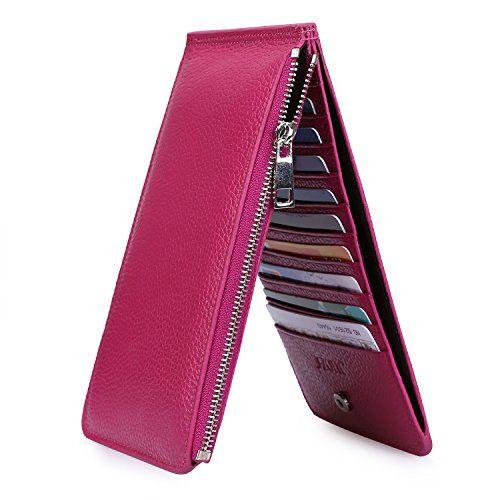 S-ZONE RFID Blocking Women's Genuine Leather Multi Card O... https://www.amazon.com/dp/B071YL7836/ref=cm_sw_r_pi_dp_x_rvEIzb1S7SVY6