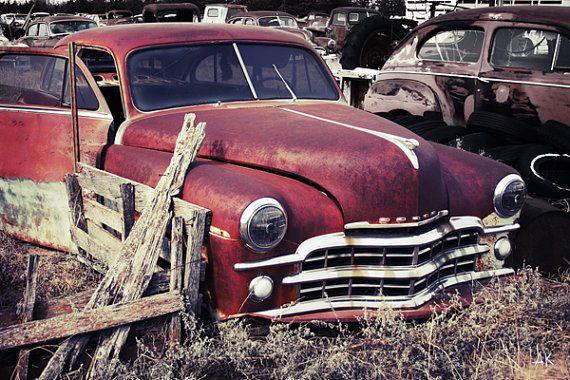 Fading #Dodge. Still beautiful. #Chrome #Rust #Classic #American