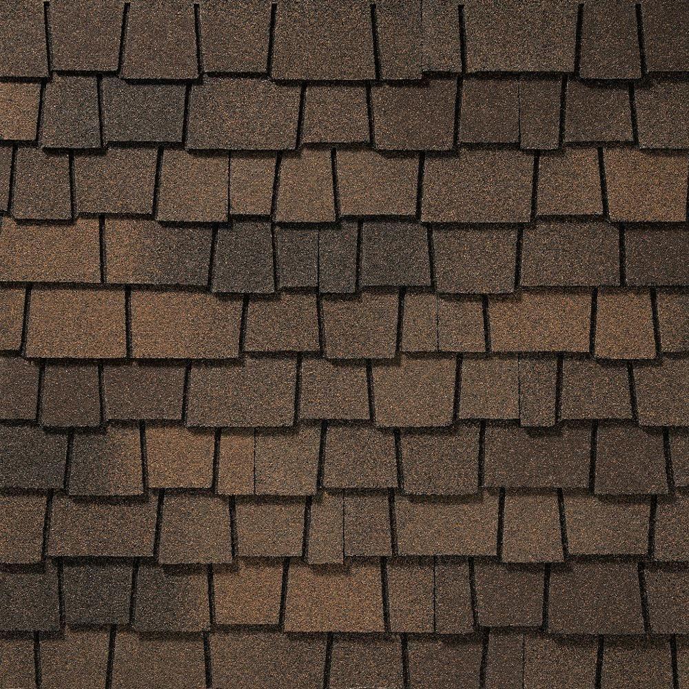 Gaf Glenwood Adobe Clay Ultra Premium Lifetime Architectural Shingles 11 1 Sq Ft Per Bundle Architectural Shingles Roof Roof Architecture Architectural Shingles