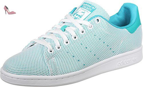 adidas Stan Smith Adicolor Summer Turquoise Bleu 37