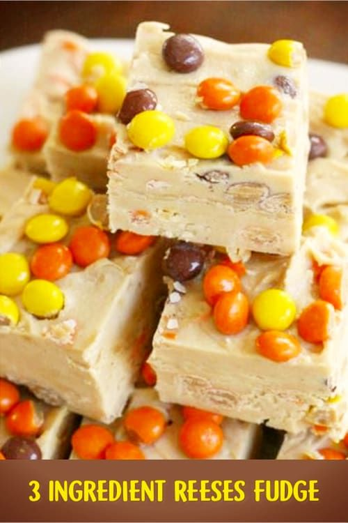 Easy fudge recipes - simple 3 ingredient fudge recipes with and without condensed milk. These are the BEST fudge recipes and such easy fudge recipes for Christmas - tastes just like my grandma's old fashioned fudge recipe. Easy chocolate peanut butter reeses fudge recipe for simple Christmas desserts for a Holiday party dessert table or busy day last minute desserts for a crowd on a budget - and YES, these are make ahead desserts too! Super Simple!