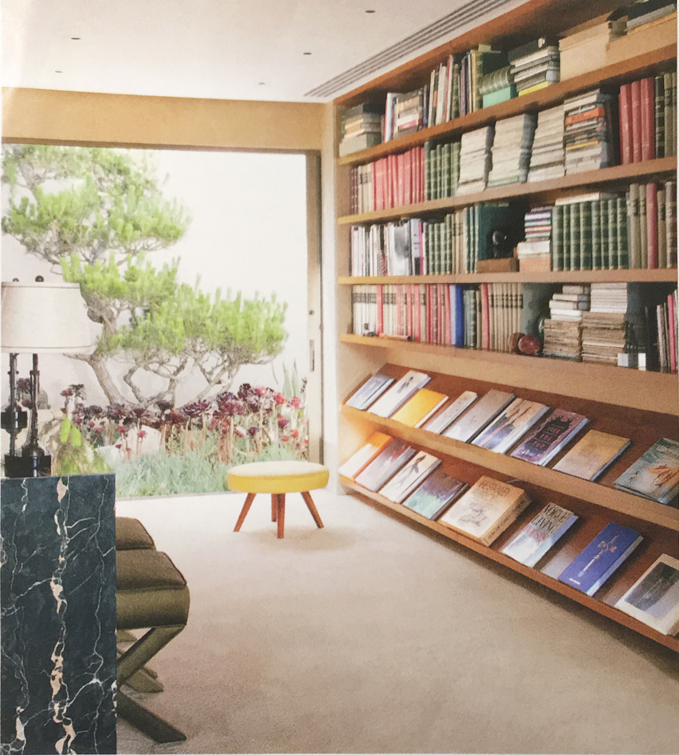 Slanted Book Display Inspire Home Libraries