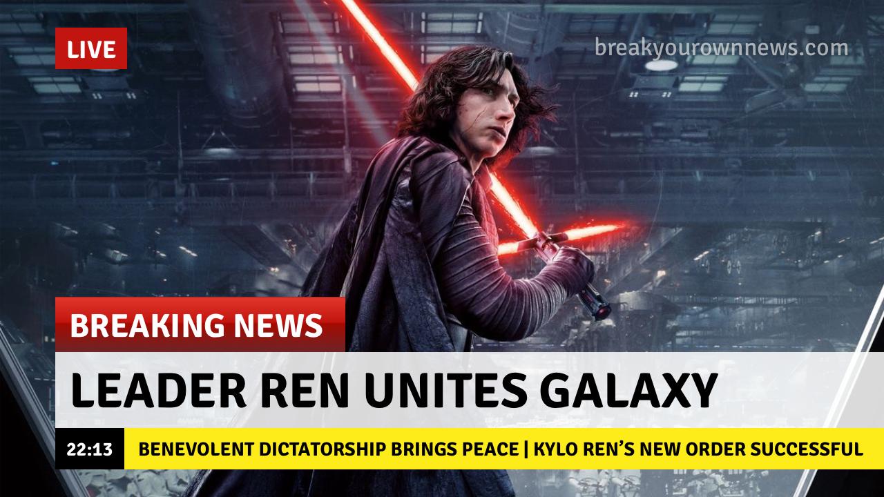 Kylo Ren 59 2018 TOPPS FINEST Star Wars