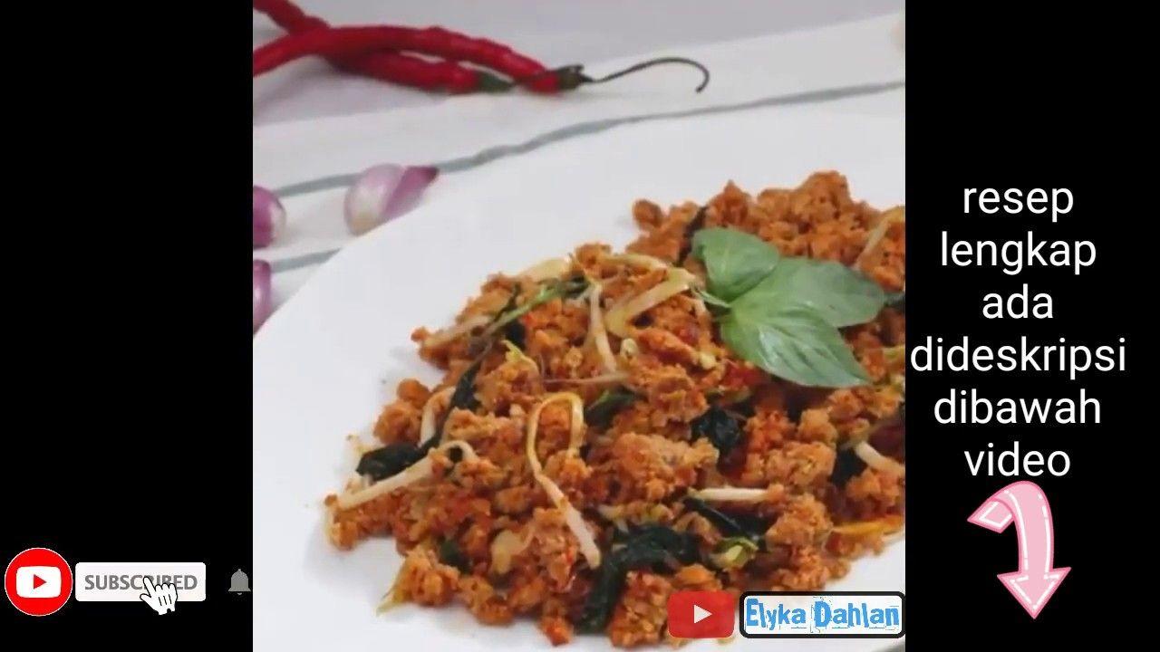 Resep Oncom Pedas Dan Lezat Resep Masakan Resep Makanan