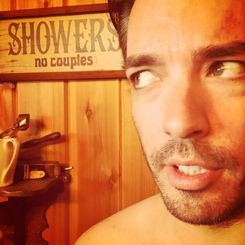 Well then I simply refuse to shower! Lol