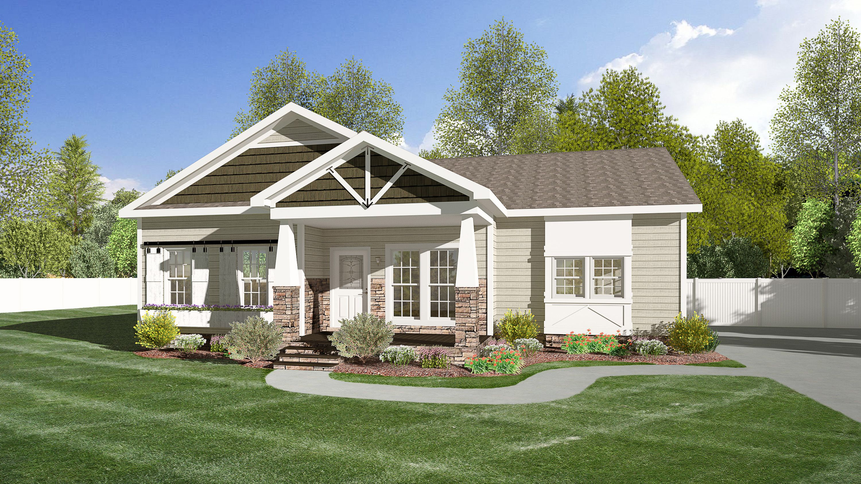 Since 1956 Clayton Has Been Providing Affordable Quality Homes For All Lifestyles Come Discover Our A Modular Homes Modular Home Plans Clayton Modular Homes