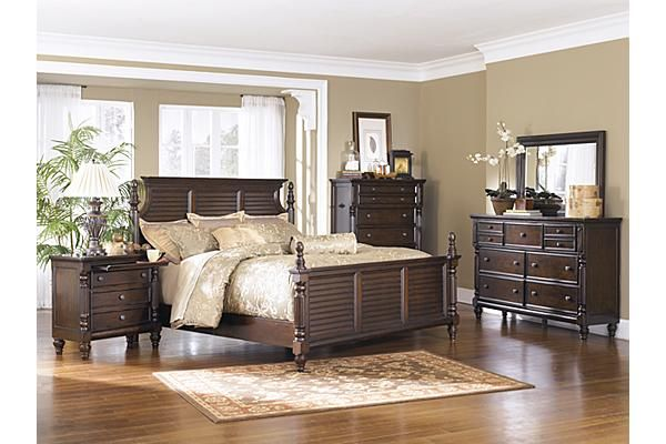 Ashley Furniture With Images Bedroom Panel Furniture Bedroom