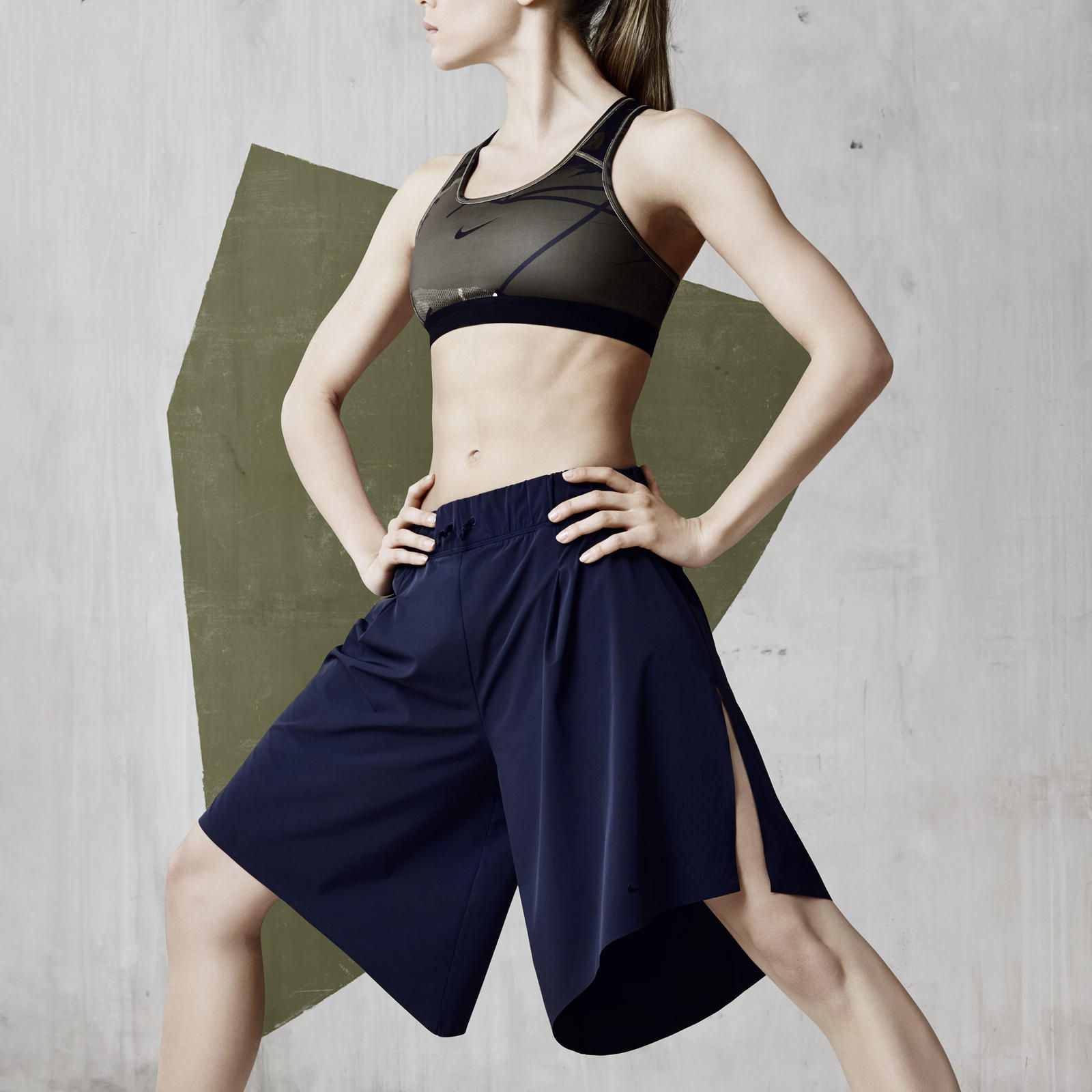 Nike News - NikeLab presents Johanna Schneider Women's Training Collection:  Modularity for the Body in