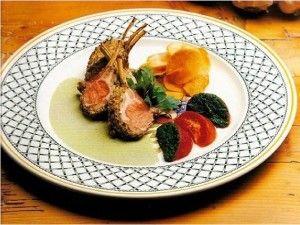 Plato montaje tradicional 3 im 300x225 presentacion y for Decoracion de platos gourmet pdf