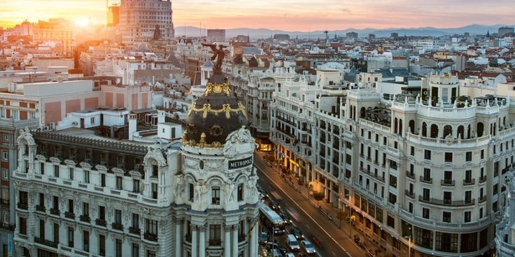 Eating out in Madrid? These restaurants are our favorite hotspots for a city ...... - Adventure Travel -