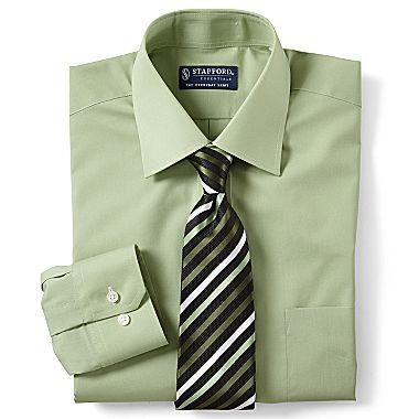 Stafford travel performance super shirt for Where to buy stafford dress shirts