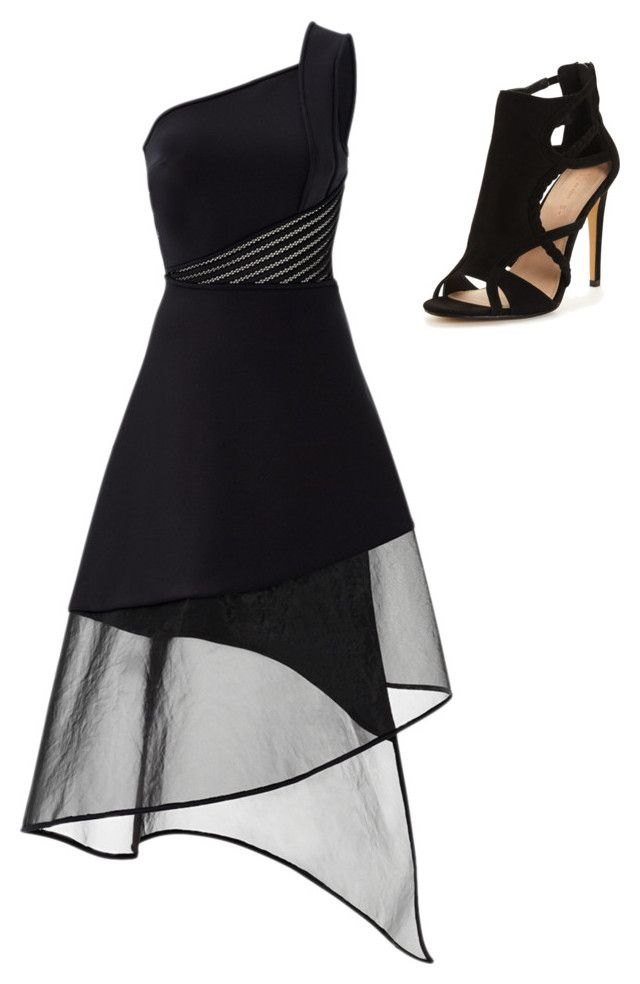 """""""Date Night Outfit"""" by yopaigejordyn on Polyvore featuring David Koma"""