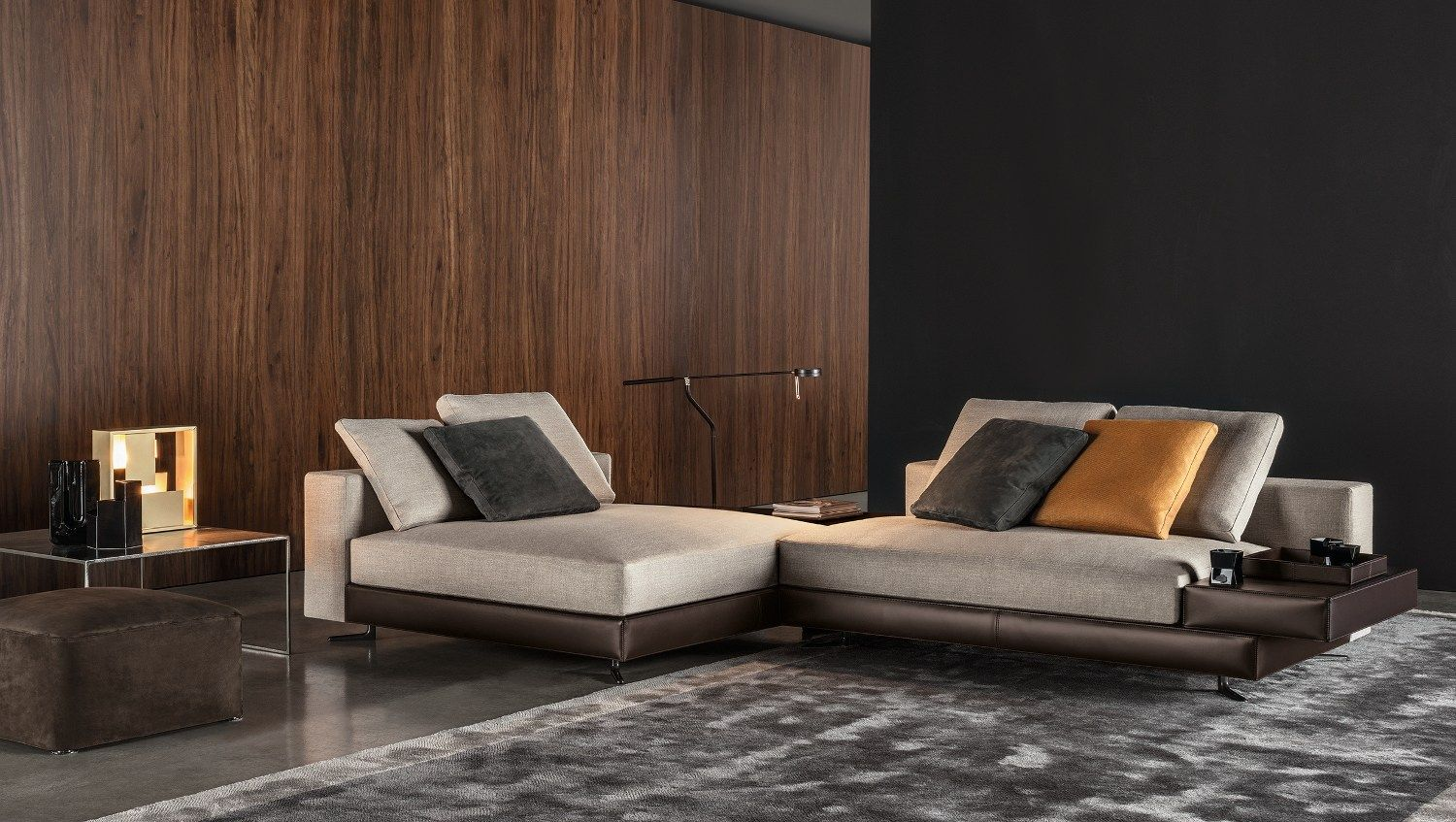 Magnificent White Seating System By Rodolfo Dordoni For Minotti Modern Caraccident5 Cool Chair Designs And Ideas Caraccident5Info