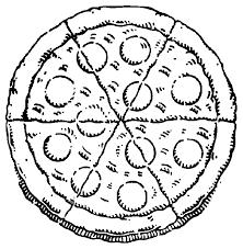 Resultado De Imagen Para Dibujos De Pizzas Para Niños