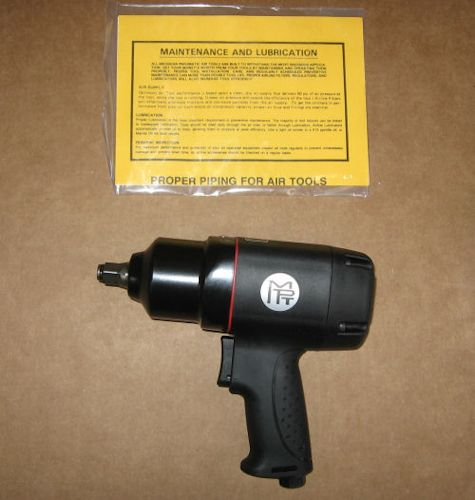 Michigan Pneumatic 1 2 Square Drive Impact Wrench Impact Wrench Air Tools Riveting Tools