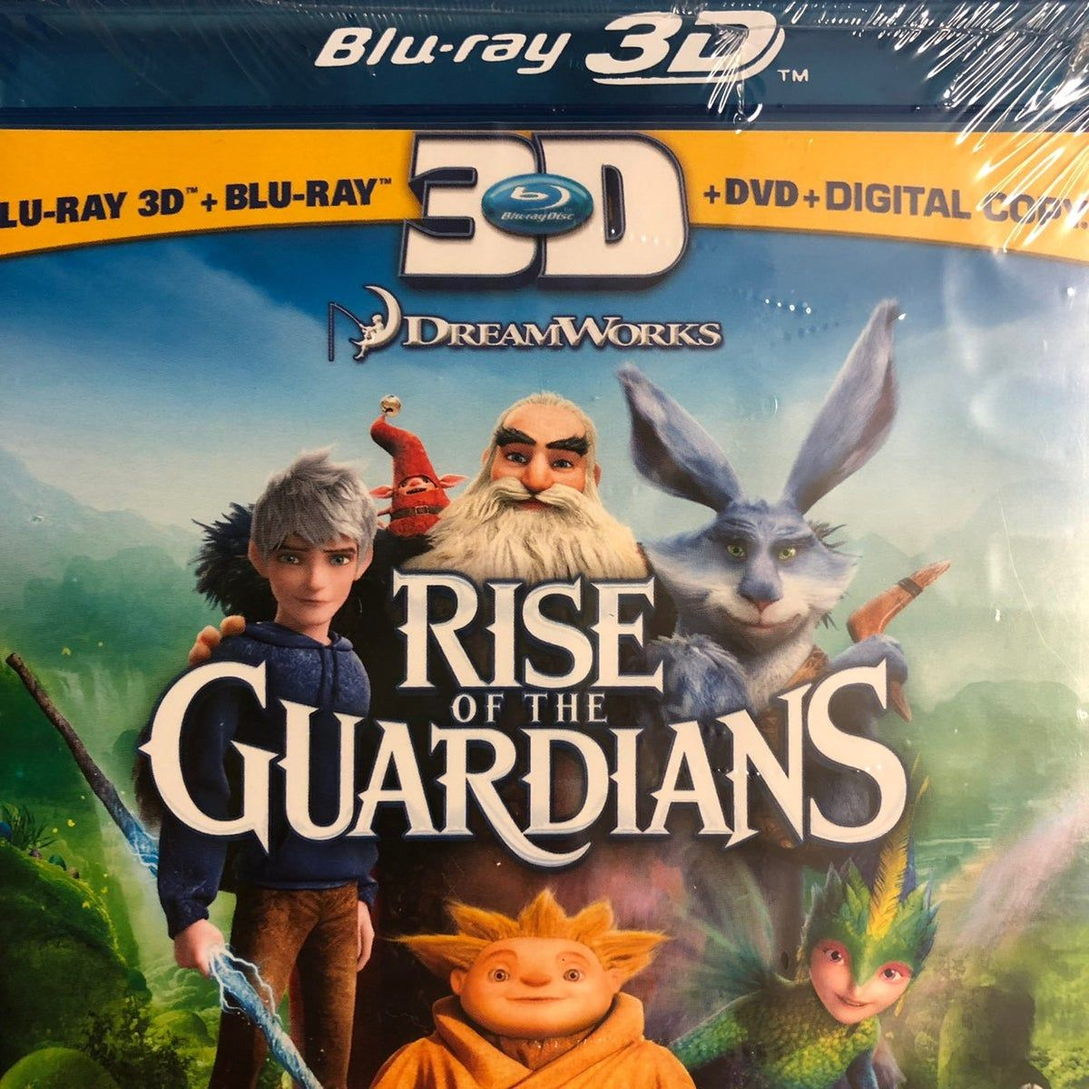 Pin By Mahmoud Homsi On My Films Rise Of The Guardians Kid M