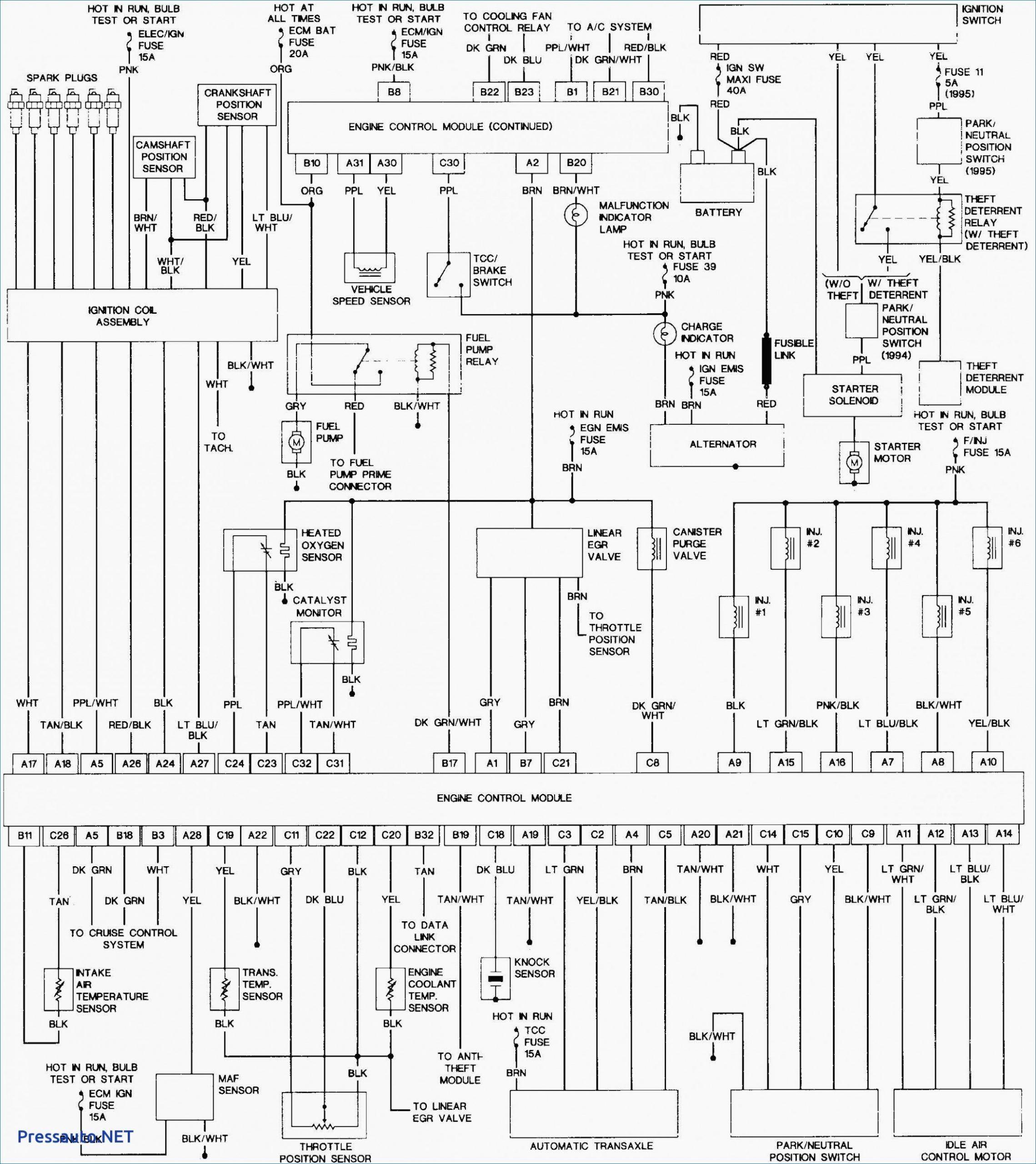 Toyota Prius Fuse Box Diagram