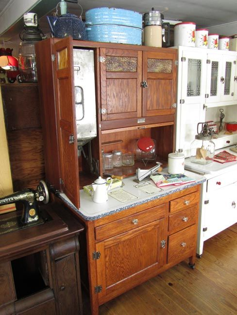 1920 Sellers Special | Hoosier Kitchen Cabinet | Pinterest | The o ...