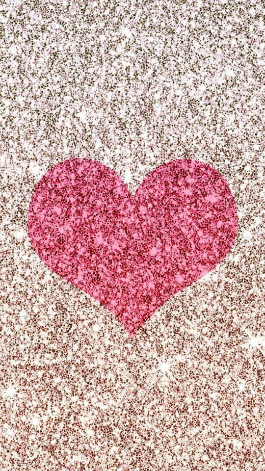 Papel de parede de coração // Wallpaper's heart