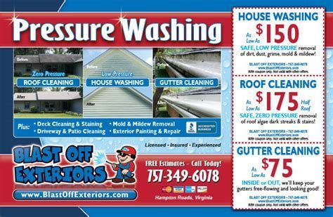 image result for pressure washing flyers templates free power