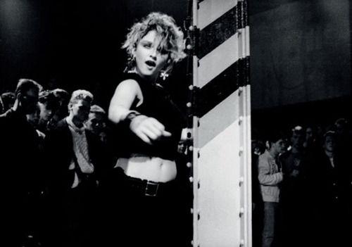 Madonna At The Hacienda