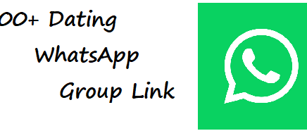 500 Dating Whatsapp Groups Whatsapp Group Find People Group