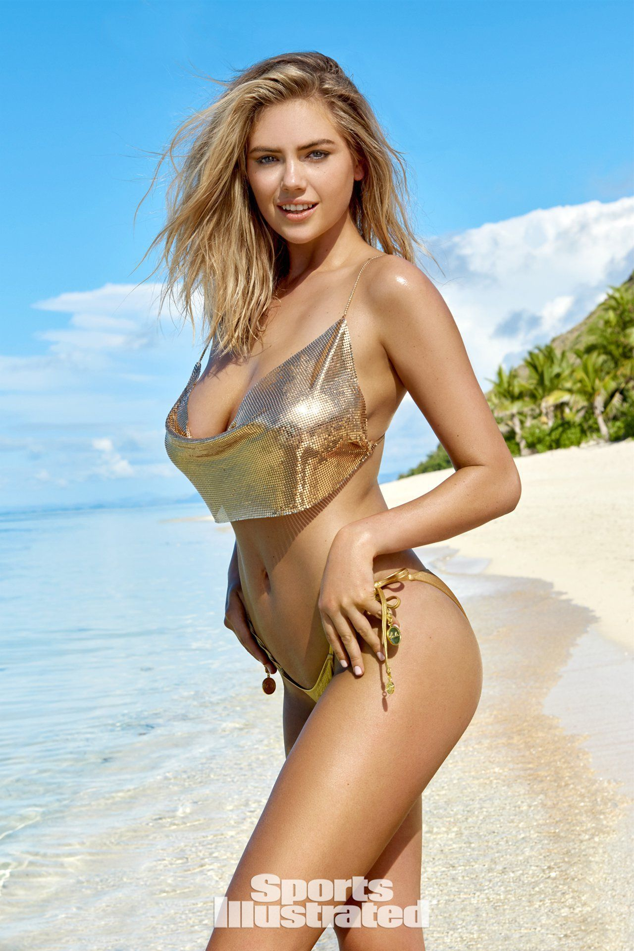 Kate upton gold standard of hotness - 2019 year