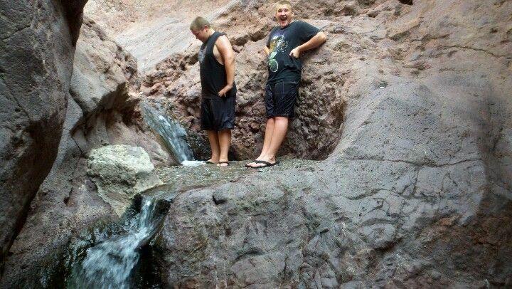 Rainbolt Hot Springs