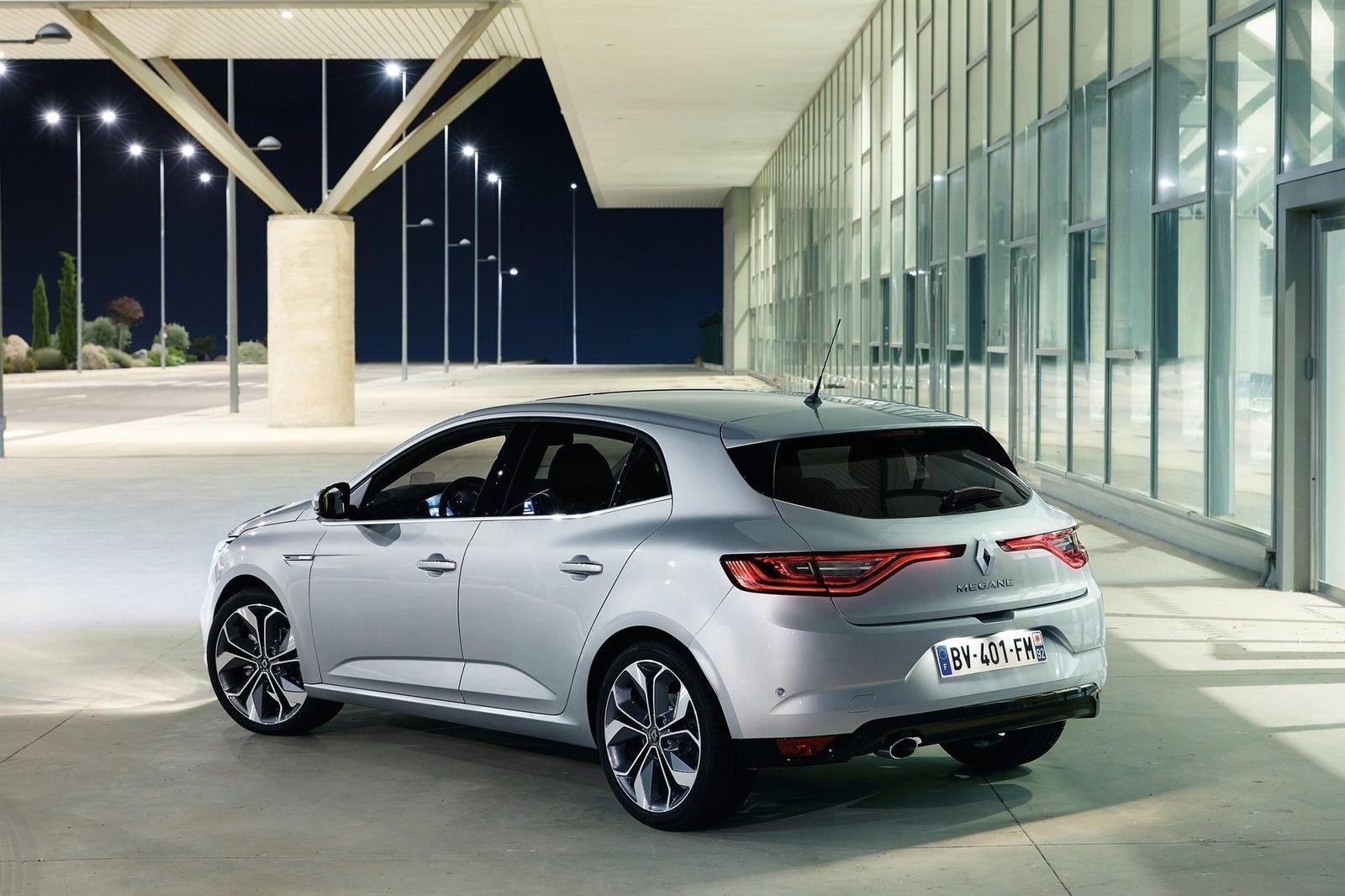 Renault prijst nieuwe Mégane Hatchback vanaf 20.290, euro