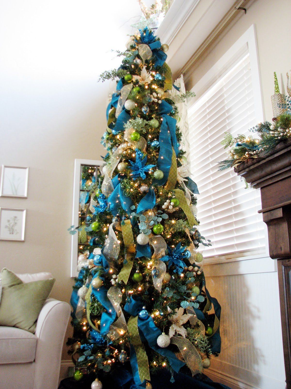 christmas tree decoration ideas for 2015 - Christmas Tree Decorating Ideas 2015