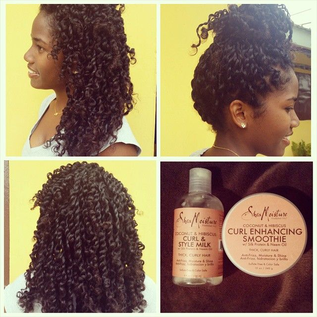 Transitioning Hairstyles How To Transition From Relaxed To Natural Hair In 7 Steps