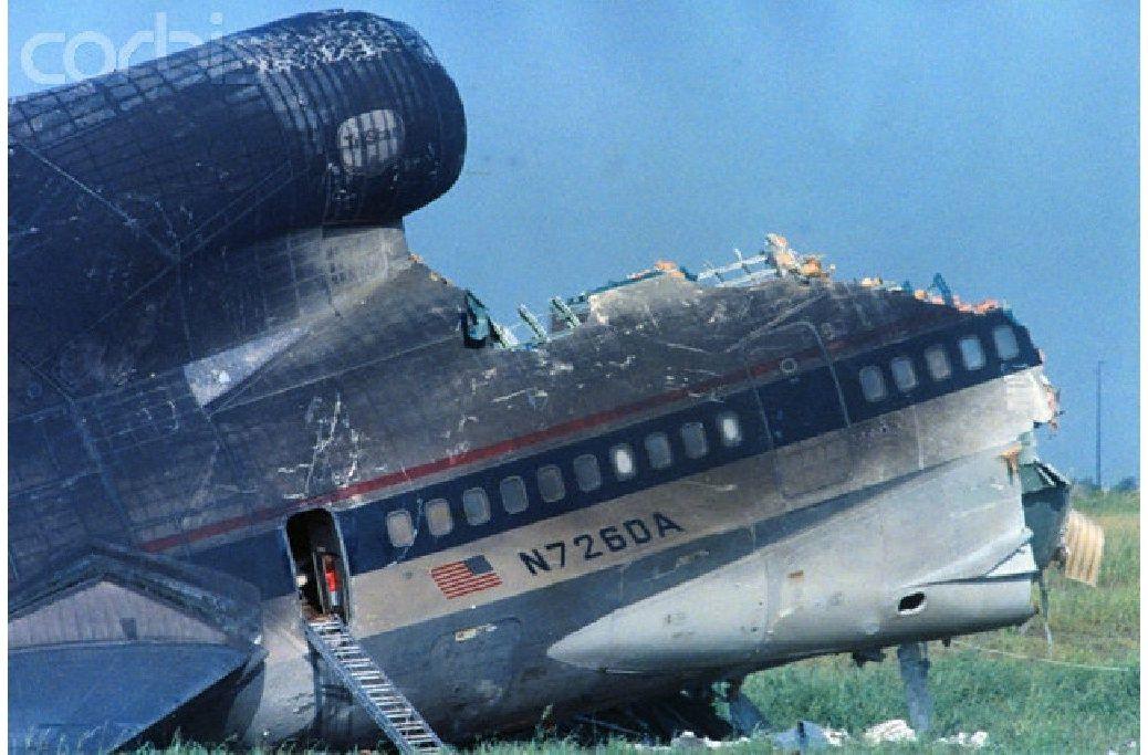 Delta - Crash in Dallas, FLT 191 Lockheed L1011  Infamous