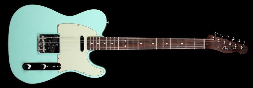custom built 39 63 seafoam green telecaster guitars guitar store guitar vintage guitars. Black Bedroom Furniture Sets. Home Design Ideas
