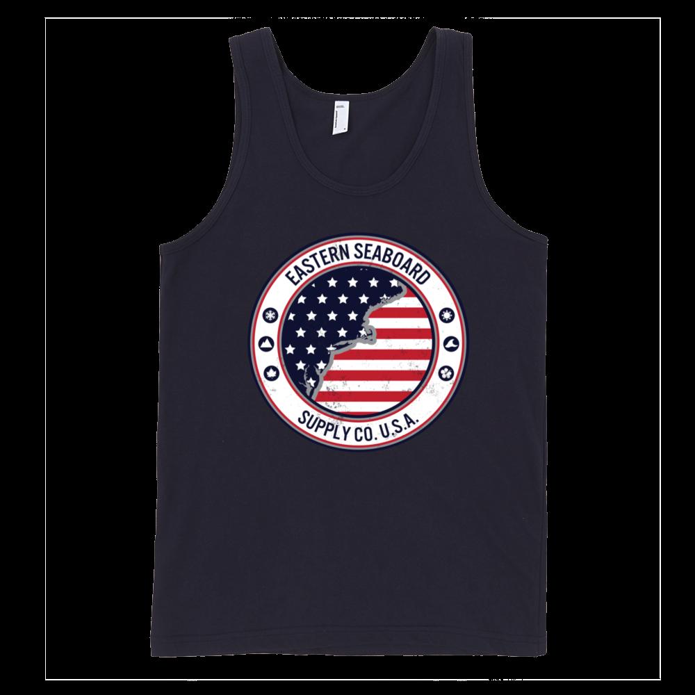 The Eastern Seaboard USA Muscle