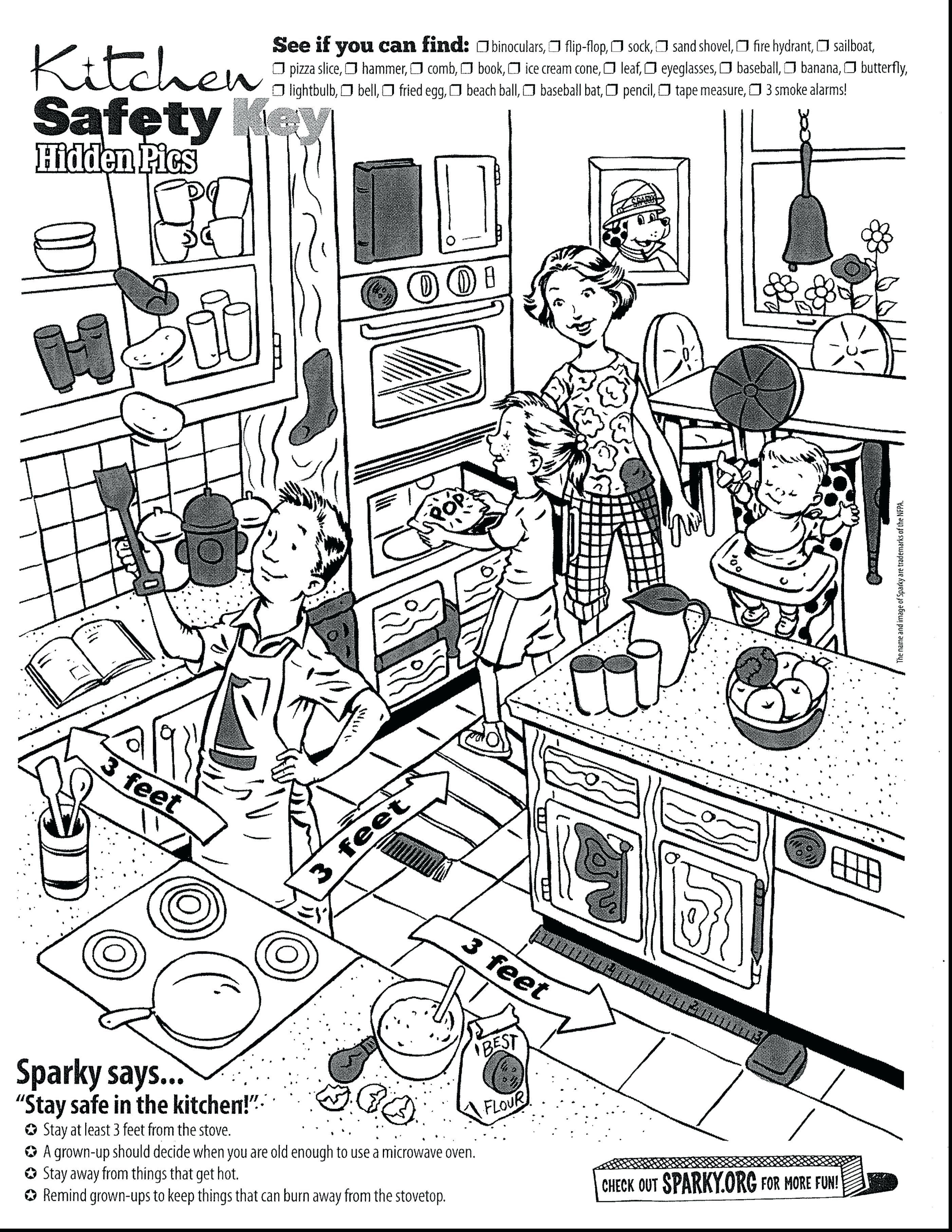 Fire Safety Coloring Pages Inspirational Luxury Street