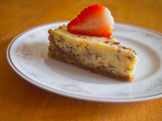 Skor Bar Cheesecake