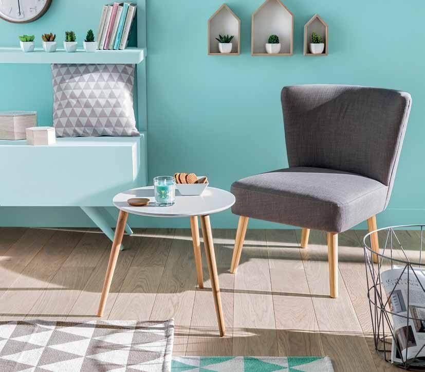 La Foir Fouille. charme. tropicale. scandinave. C est le style qui a ...   Mobilier de salon ...