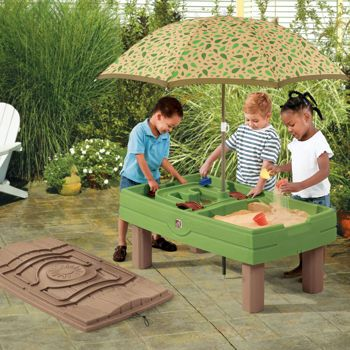 104 99 Costco Step2 Naturally Playful Sand And Water Table