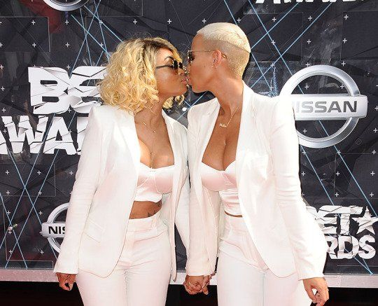 Amber Rose And Blac Chyna Pull Plug On Reality Tv Show Amber