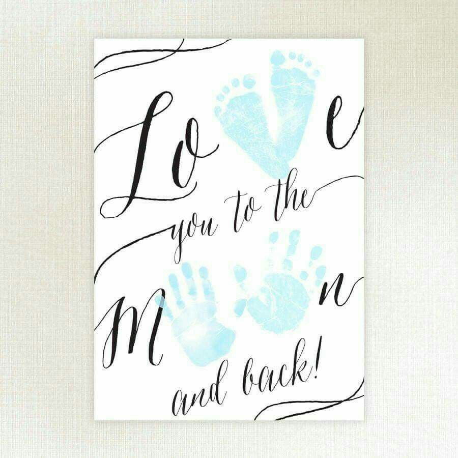 Love You To The Moon And Back Craft Ideas For Kids