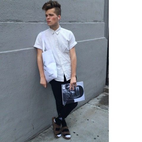 Male Teen Style 73