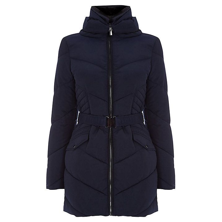 bac319d6887dd Buy Oasis Cairnwell Long Padded Jacket