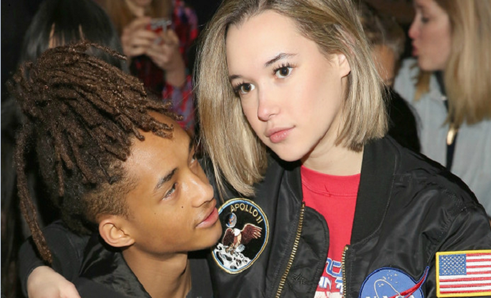 Who is jaden smith dating in Perth