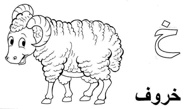 صور حروف عربية فارغة للتلوين 2014 صور الاحرف العربية لتعلم الاطفال 2014 منتديات دريم بوكس Alphabet Coloring Pages Alphabet Coloring Coloring Pages
