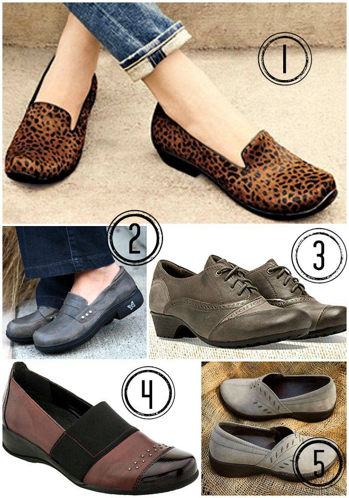 Comfortable Casual Career Shoes | Reader Request