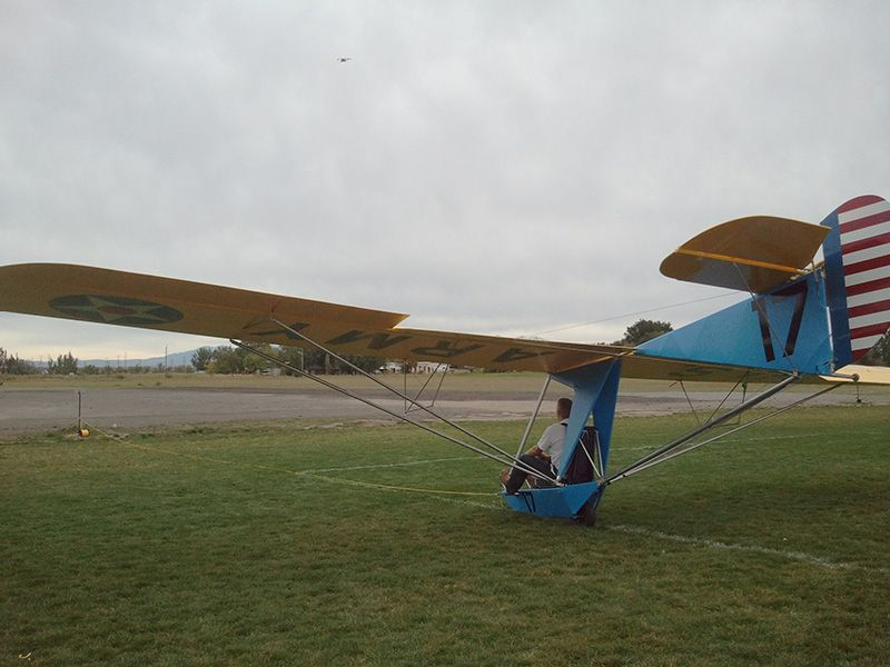 Brady Butterfield S Goat 4 Glider 2020