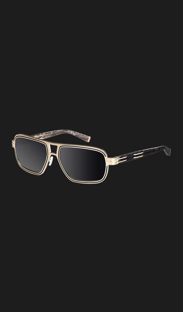 c5238a34fa3cad Solaires    ZILLI   if looks could kill   Pinterest   Sunglasses ...