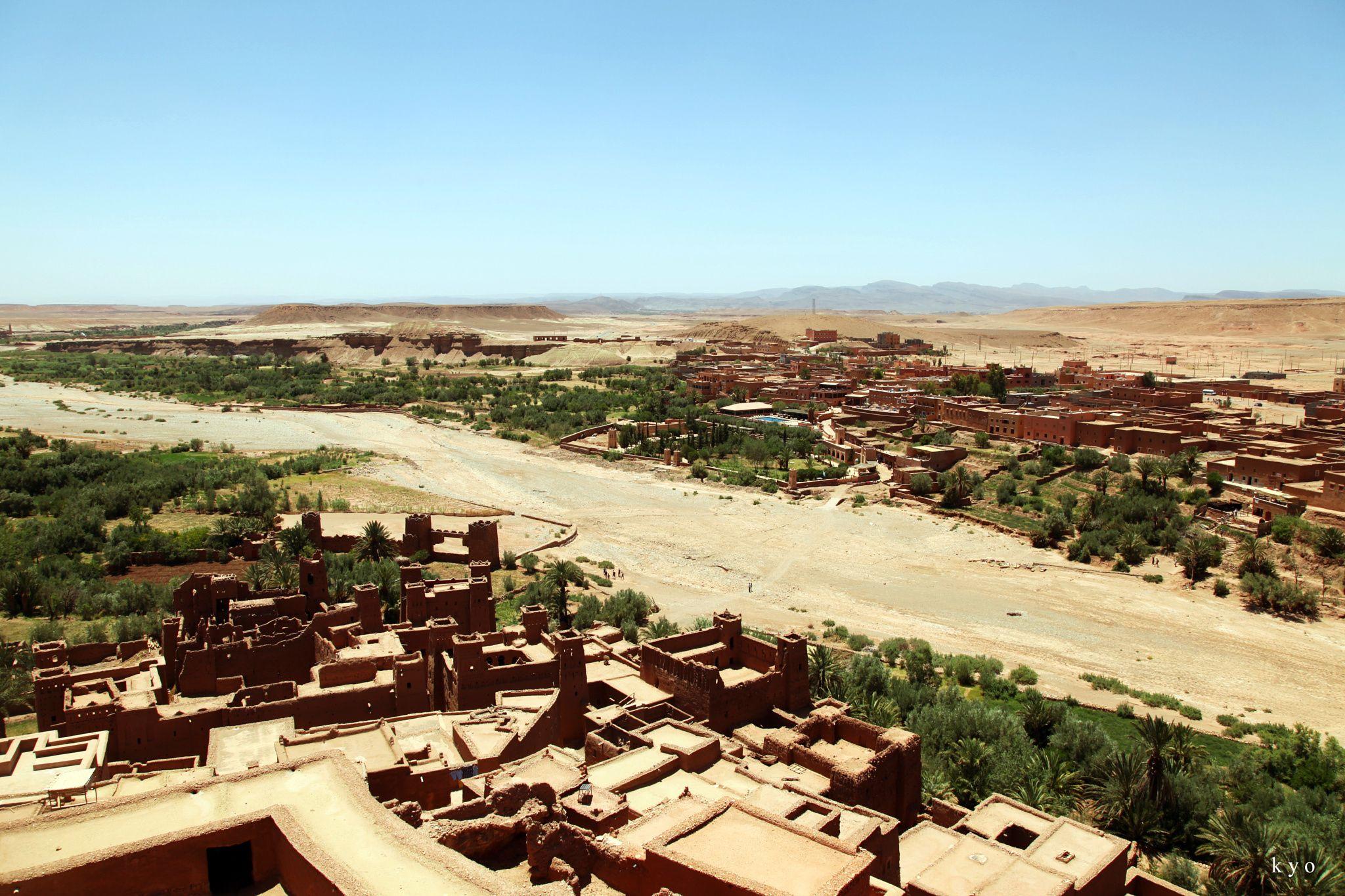 Morocco #37 - #37: Kasbah Tebi in Aït Ben Haddou, Morocco